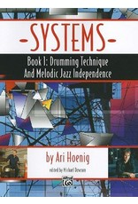 Alfred Music Systems, Book 1: Drumming Technique and Melodic Jazz Independence, Ari Hoenig