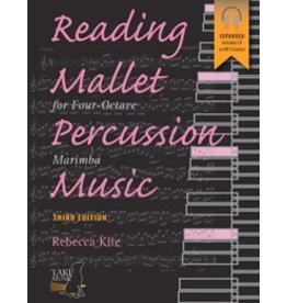 Alfred Music Reading Mallet Percussion Music, Rebecca Kite