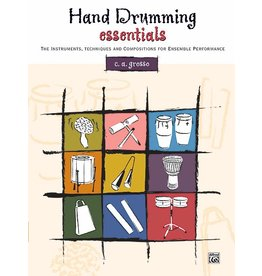 Alfred Music Hand Drumming Essentials