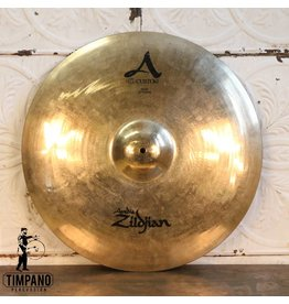 Zildjian Cymbale ride usagée Zildjian A Custom 22po