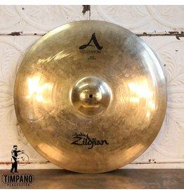 Zildjian Used Zildjian A Custom ride cymbal 22in