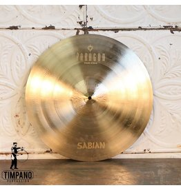 Sabian Cymbale crash usagée Sabian Paragon Naturel 19po