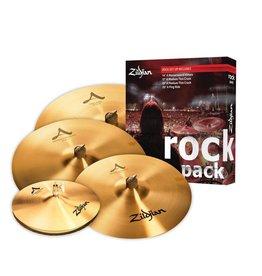 Zildjian Ensemble de cymbales Zildjian Rock A pack (4 morceaux)