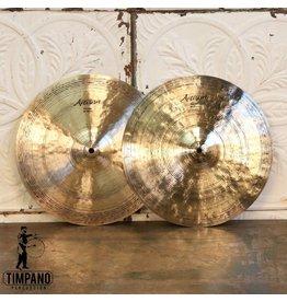 Sabian Cymbales Hi Hat Sabian Artisan Elite 14po