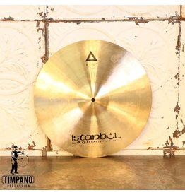Istanbul Agop Istanbul Agop Xist Natural Crash Cymbal 17in