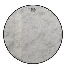 Remo Remo Powerstroke 3 Diplomat Fiberskyn Felt Tone Bass Drum Head 24in