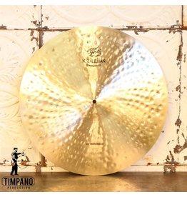 Zildjian Cymbale ride Zildjian Constantinople Renaissance 20po