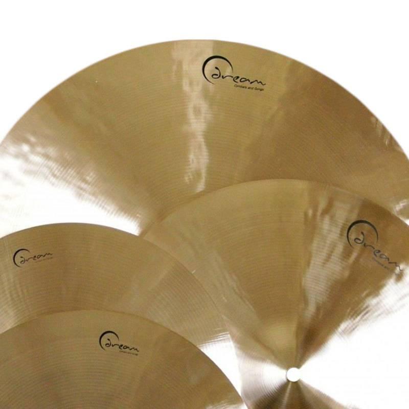 Dream Ensemble de cymbales Dream Ignition series 4 morceaux