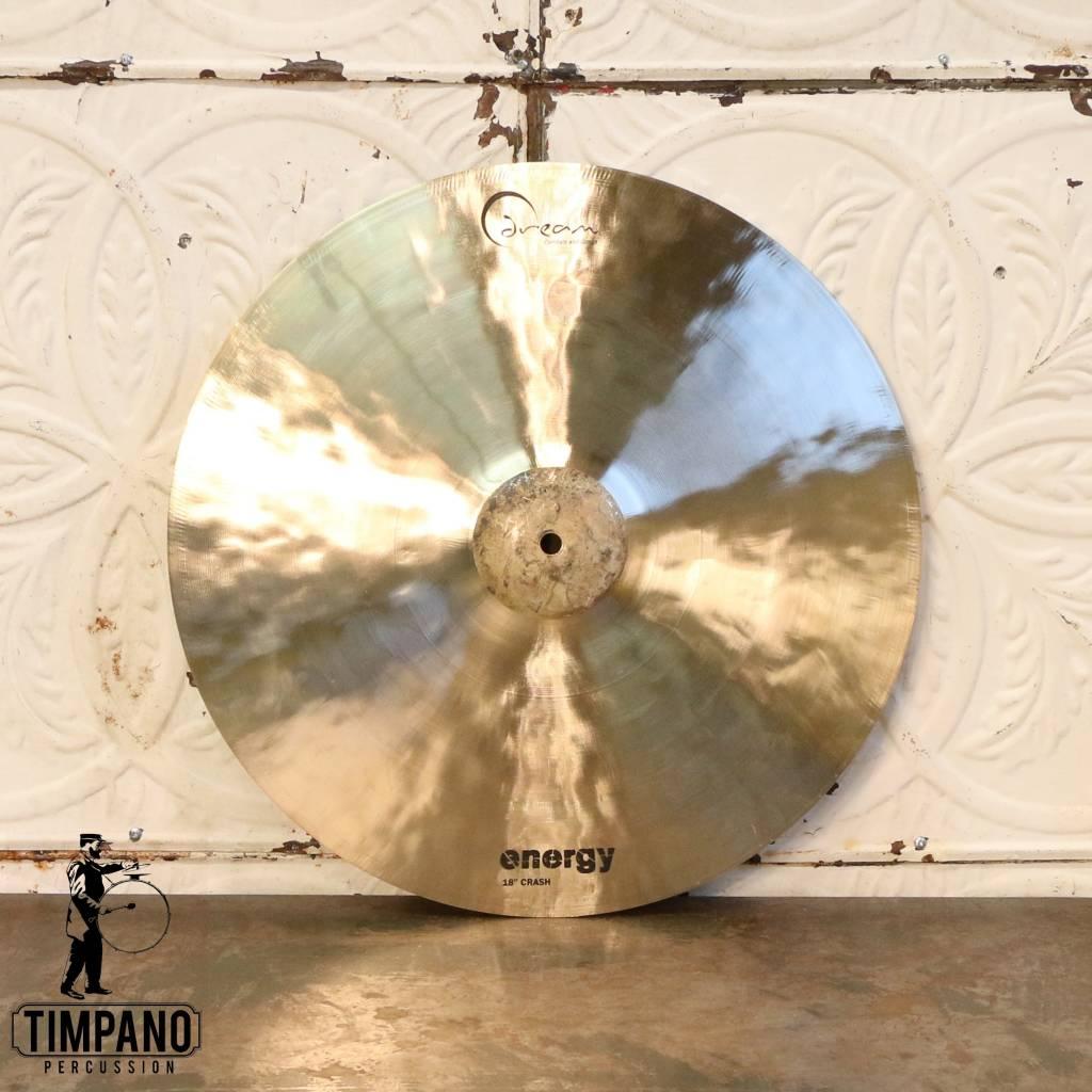 Dream Cymbale Dream Energy Crash 18po