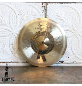 Zildjian Cymbale crash usagée Zildjian K Custom Hybrid Trash 15po