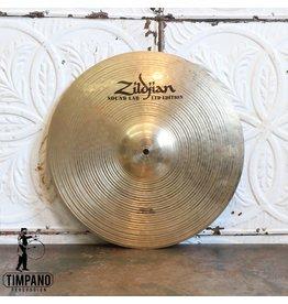 Zildjian Cymbale crash usagée Zildjian Sound Lab édition limitée 17po