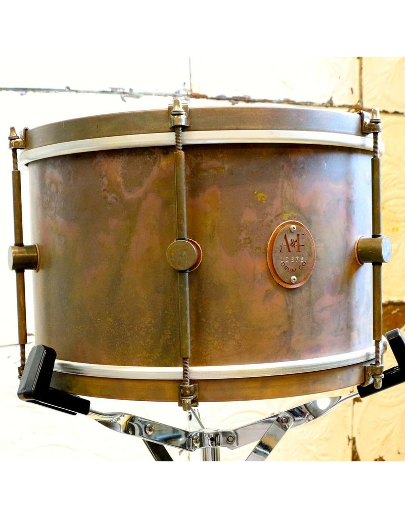 A&F Drum Co Batterie A&F The Royal 22-13-16po