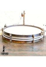 A&F Drum Co Caisse claire A&F Pancake Brass 12X1.5po
