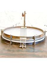 A&F Drum Co Caisse claire A&F Pancake 12X1.5po