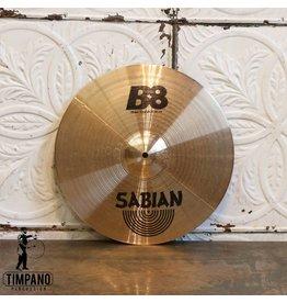 Sabian Cymbale crash usagée sabian B8 Thin 16po