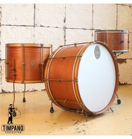 A&F Drum Co A&F Mahogany Club Kit 26-14-18in