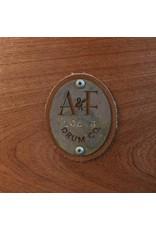 A&F Drum Co A&F Mahogany Club Kit 26-14-18in