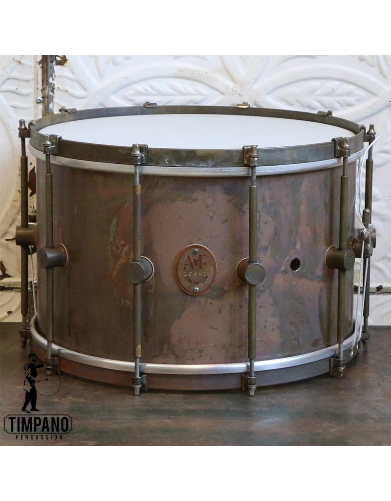 A&F Drum Co A&F Snare Drum Standard 9x14