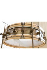 A&F Drum Co A&F Snare Drum 4x18 Gun Shot