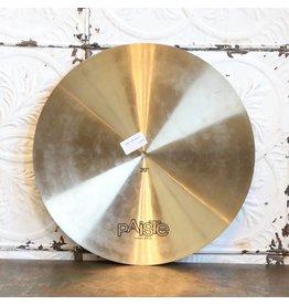 Paiste Cymbale ride usagée Paiste Formula 602 medium flat 20po
