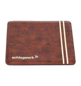 """Schlagwerk Schlagwerk cajon pad  """"retro"""" brown"""