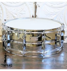 Yamaha Caisse claire Yamaha Stage Custom Stainless Steel 14X5.5po