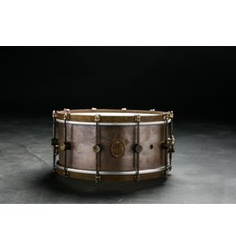A&F Drum Co Caisse claire A&F Standard Brass 14X5po