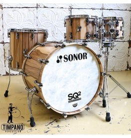 Sonor Sonor SQ2 Select American Walnut Drum Kit 22-10-12-16in