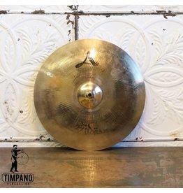 Zildjian Cymbale crash usagée Zildjian A Custom Fast 16po