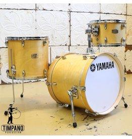 Yamaha Used Yamaha Stage Custom Bop Natural Wood Drum Kit 18-12-14in
