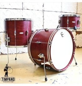 C&C Drum Company C&C Player Date II Cherry Cola Stain 22-13-16in