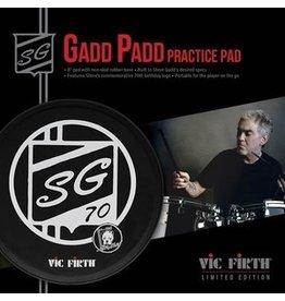Vic Firth Vic Firth Practice Pad Steve Gadd
