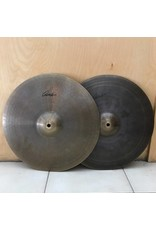 Cymbales Hi Hat Zildjian Avedis 15po usagé