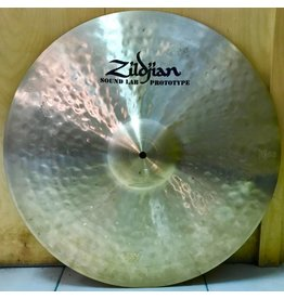 Zildjian Cymbale usagée ride Zildjian Prototype K Constantinople 21 po