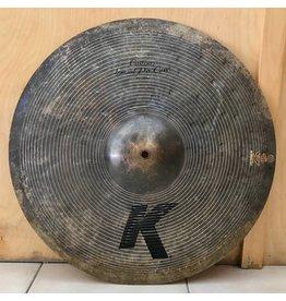 """Zildjian Used Zildjian K Custom Special Dry Crash 20"""""""