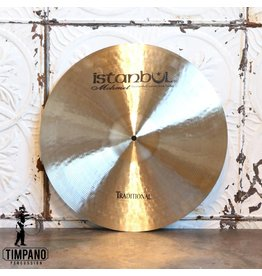Istanbul Mehmet Istanbul Mehmet Traditional Thin Crash Cymbal 18in