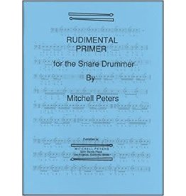 Try Publications Rudimental Primer, Mitchell Peters