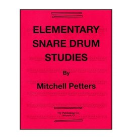 Try Publications Elementary Snare Drum Studies