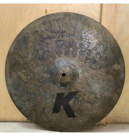 Zildjian Cymbale usagée Zildjian K Custom Special Dry crash 16po