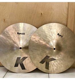 Zildjian Cymbales usagées Hi-Hat Zildjian K Light 14po
