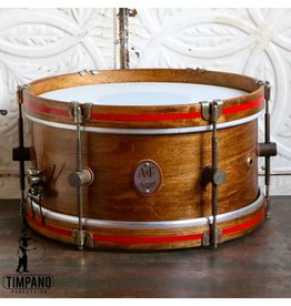 A&F Drum Co A&F Whisky Maple 6.5 x 14 Snare Drum