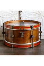 A&F Drum Co Caisse claire A&F Field Whiskey Maple 14X6.5po