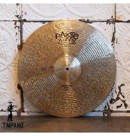 Paiste Cymbale ride Paiste Masters Dark Dry 20po
