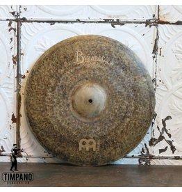 Cymbale crash usagée Meinl Byzance Extra Dry Thin 18po