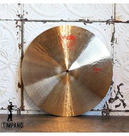 Paiste Used Paiste 2002 Crash Cymbal 19in