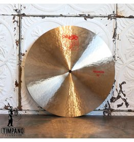 Paiste Cymbale crash usagée Paiste 2002 Medium 18po