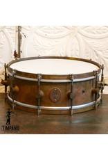 A&F Drum Co Caisse claire A&F Standard Brass 14X5po