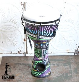 GMP Djembe Air Drum 12in mecanic, synthetic head