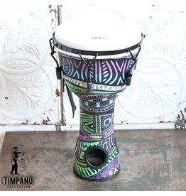 GMP Djembe GMP Air Drum (méchanique, peau synthétique) 10po