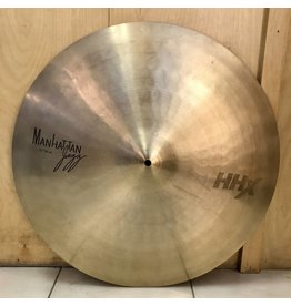 Sabian Cymbale ride usagée Sabian HHX Manhattan Jazz 22po